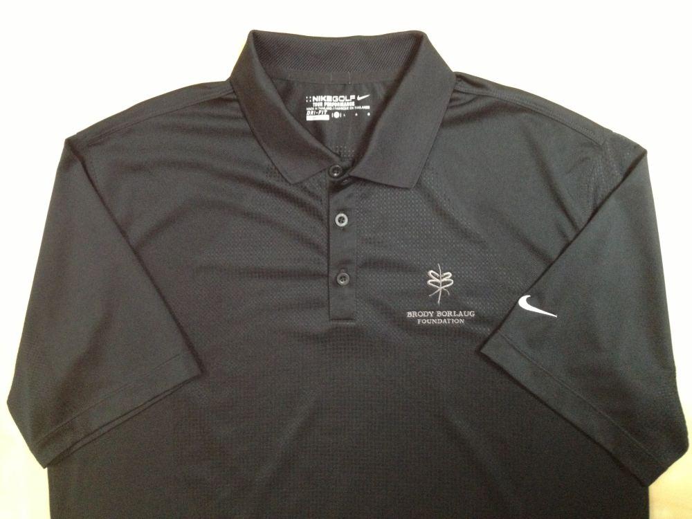 Nike Golf t Shirt Nike Bbf Logo Dri-fit Golf